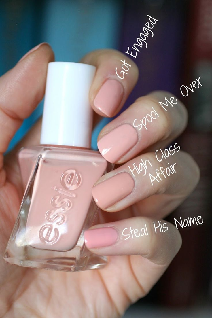 Swoon!     This is such an incredibly beautiful pale peachy pink nude. It's my favourite out of all the pale peachy pink nudes I own, not ...