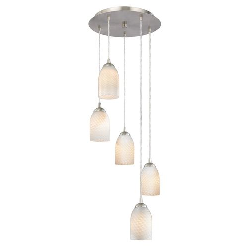 74 pinterest design classics lighting modern multi light pendant light with white glass and 5 lights mozeypictures Choice Image