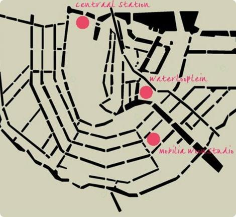 Mobilia woonstudio ligt midden in het centrum van for Mobilia woonstudio amsterdam