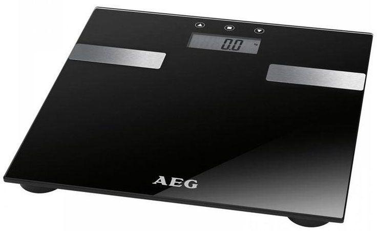 Körperfettwaage Personenwaage Digital Körperwaage Analyse Waage Kalorien 180kg