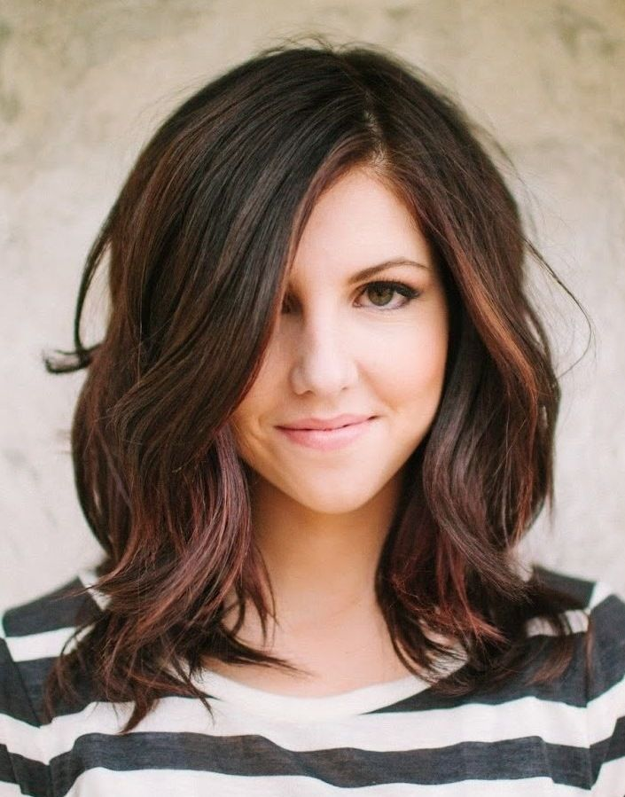 Long Layered Bob Hairstyles which Will Truly Be Lovable for Women