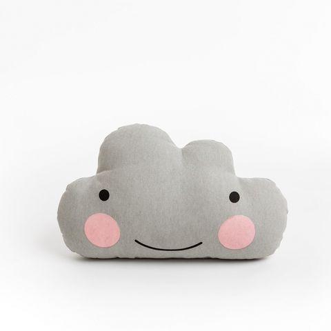 Cute Happy Cloud Cushion