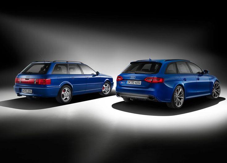 Audi RS4 Avant Nogaro Selection : Pour fêter les 20 ans de la RS2