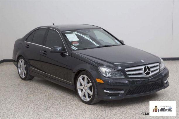 Mercedes-Benz C-Class 2013 d'occasion à vendre chez MONT-BLEU FORD INC 28794$ le 200616