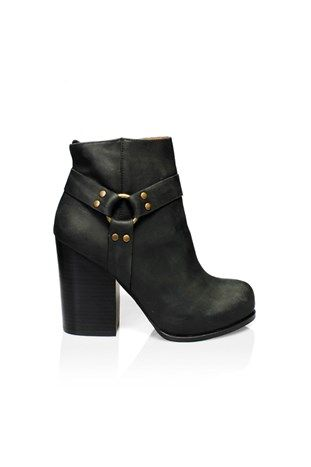 Rum Moto Boot JEFFREY CAMPBELL