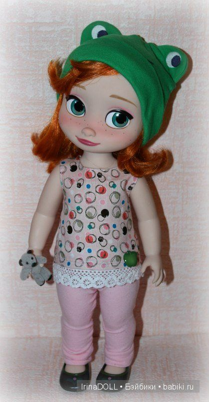 Мои малышки Disney Animators / Умница Алена, Анюта, Принцессы Диснея и другие куклы от Playmates / Бэйбики. Куклы фото. Одежда для кукол