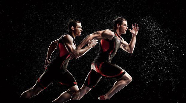 Athletes Running Sports Wallpaper Hd Sports 4k Wallpapers Wallpapers Den Athlete Sport Photography Sports