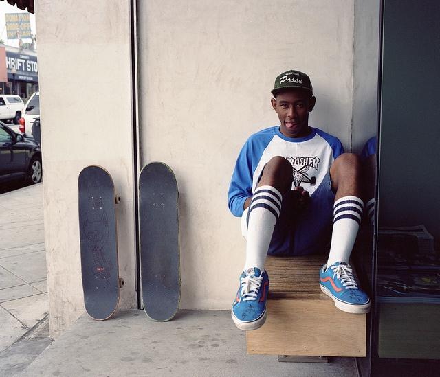 94 best Tyler The Creator images on Pinterest | Odd future ...