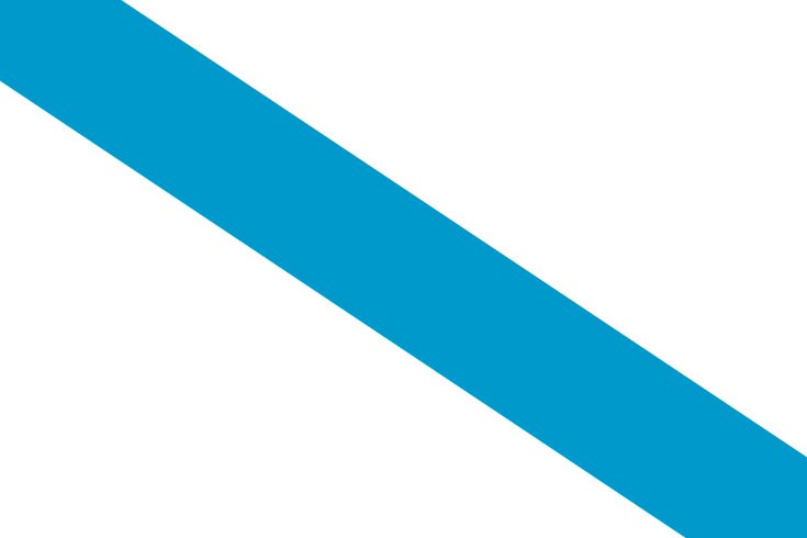 Flag of the Republic of Galicia (1931).
