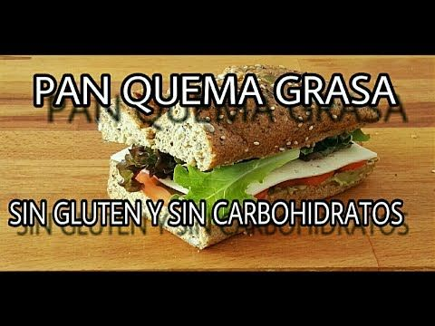 Pan casero de lino: SIN harina, sin gluten ¡y adelgaza!. Una receta de pan para celíacos genial. - YouTube