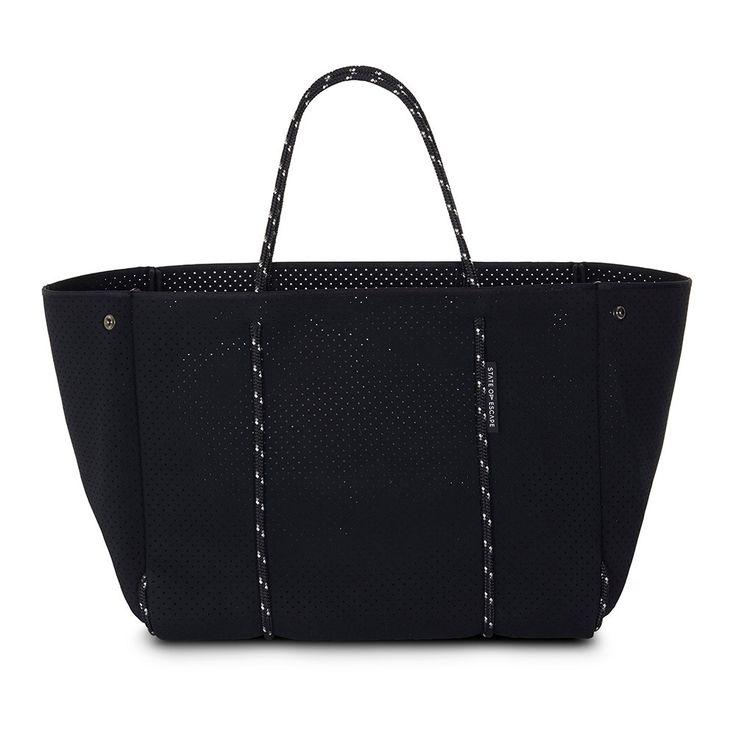 'Escape' bag - Black - State of Escape collection   State of Escape