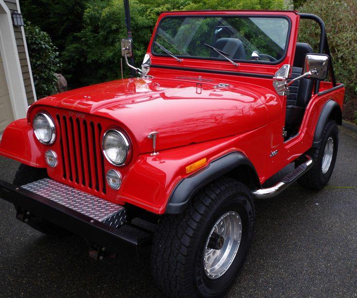 17 Best Images About CJ 5 Jeeps On Pinterest