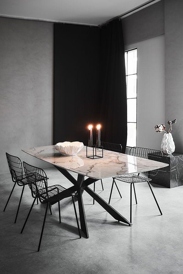 Trend Marmo In Sala Da Pranzo Westwing Tavoli Da Pranzo In Marmo Tavolo Da Pranzo Moderno Arredamento Sala Da Pranzo