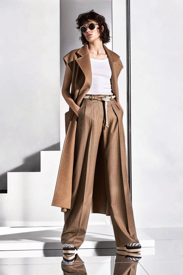 Max Mara Resort 2018 Fashion Show Collection