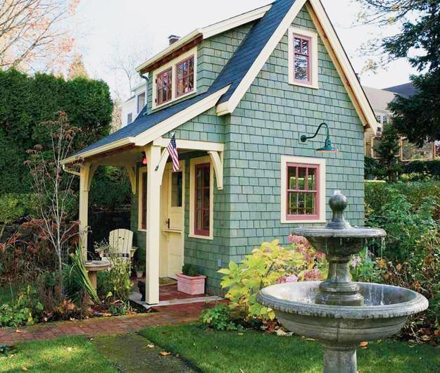 17 best images about cabane de jardin on pinterest gardens garden sheds and sheds - Cabane de jardin design ...