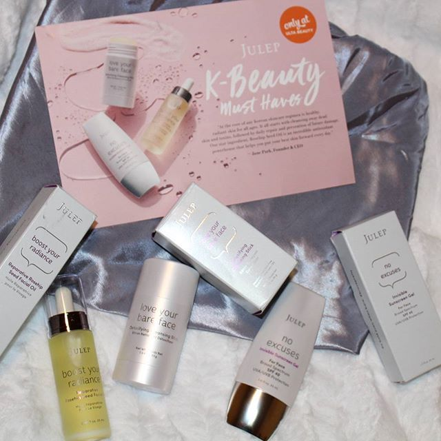 Melissa gets ready to slay with her gifted Julep skin care must-haves! The JULEP #BravePretty K-Beauty skincare trio is only available until January 30th at Ulta. Products were gifted as part of the Preen.Me VIP program together with JULEP.