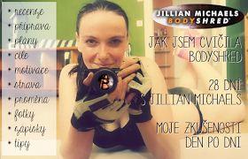 Kristina Čechová: 28 dní s BodyShred a Jillian Michaels