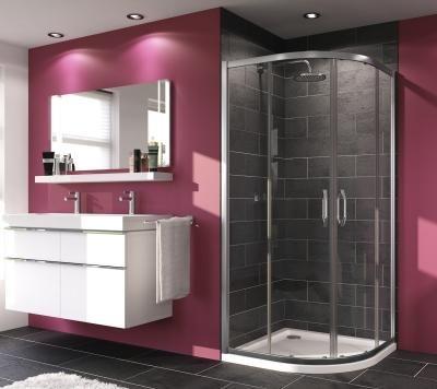 Badkranen - De spiegel met verlichting is onderdeel van de uitbreide collectie met spiegels van Plieger voor whirlpool baden. Whirlpool baden koop je voordelig in de webshop van.