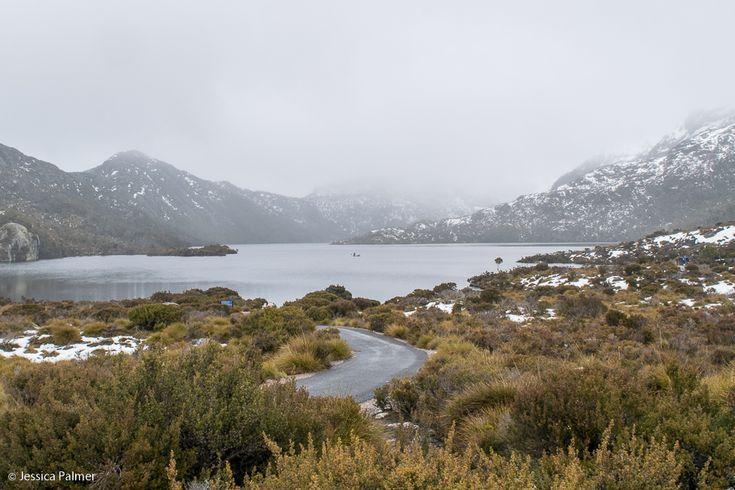 The Dove Lake Circuit Walk - Cradle Mountain-Lake St Clair National Park in Tasmania