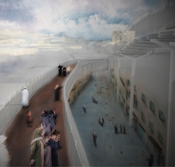 """Gallery of """"Engineered Paradises"""" Takes an Imagined Look into the Possibilities Between Palestine and Israel - 5"""