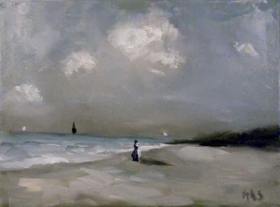 By ANASTASIA RAPANTZIKOU SALIARI  painter, member of  ALESARTE The online ART gallery
