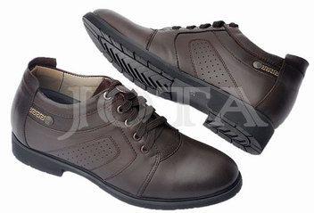 "Men's Plain Semi Dress & Casual, 2.8"" Elevator Shoes"
