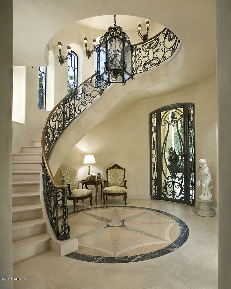 33 Staircase Designs Enriching Modern Interiors With: 42 Best Images About Luxury Stairs On Pinterest