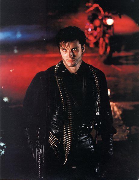 Dolph Lundgren in THE PUNISHER (1989).