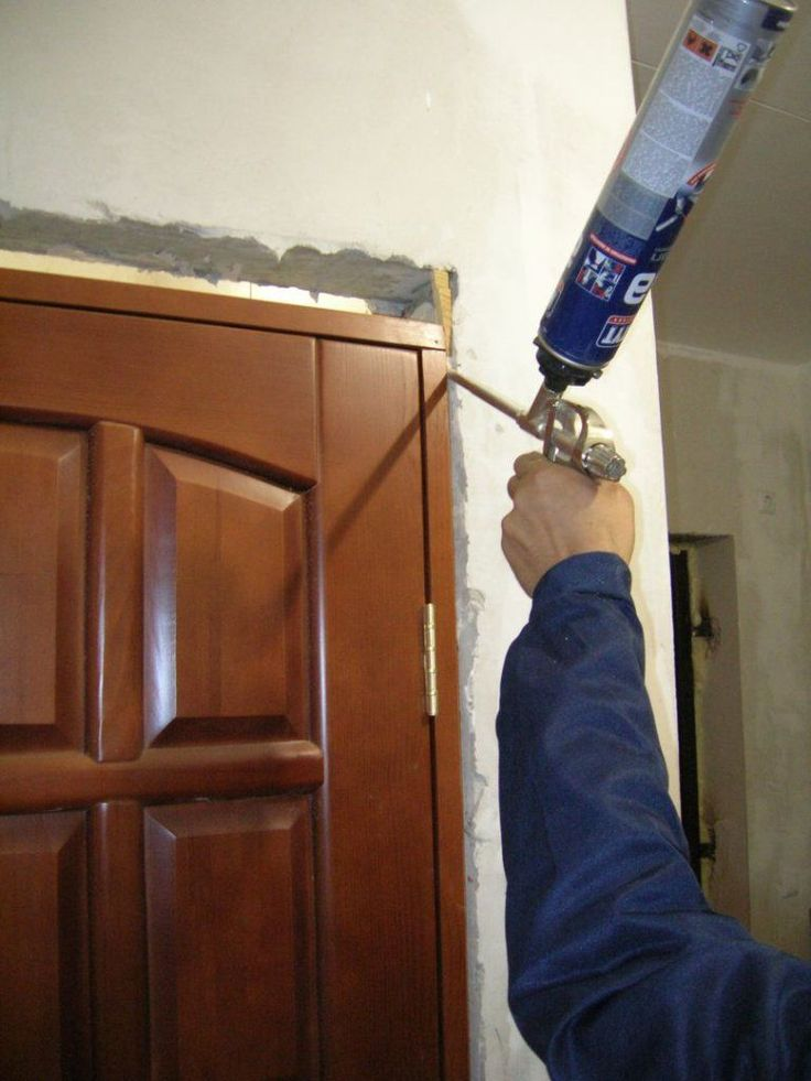 At what stage it is better to set up interior doors