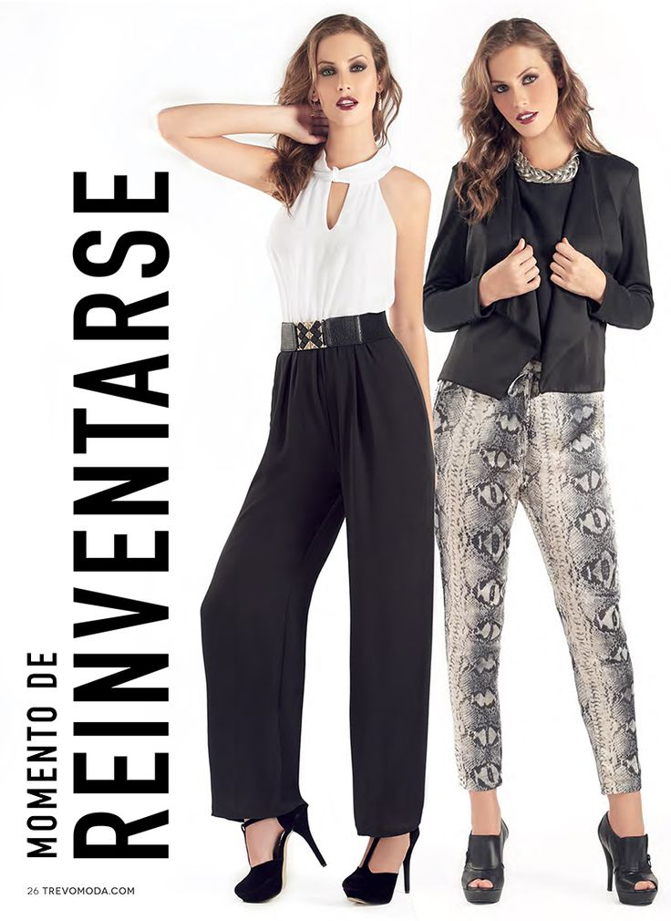 Reinventate #moda para #dama