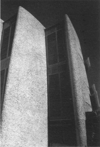 Luigi Moretti - Villa Califfa, Santa Marinella 1967