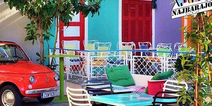 Τα ωραιότερα καφέ με πράσινο σε Αθήνα και Προάστια