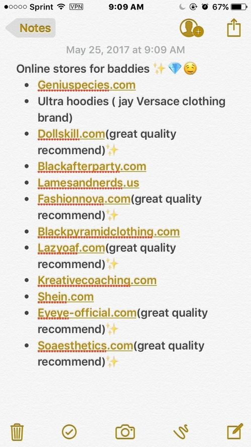 All of these clothing brands have the best clothing & they are amazing quality & really stylish and trendy they have styles for every type of person there is .!✨ | fashion, girls and clothes