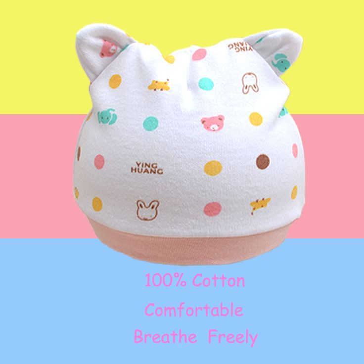 Like and Share if you want this  100% Printed Cotton Baby Beanie Hat.     Tag a friend who would love this!     Buy one here---> https://littleunsonline.com/shop/2016-baby-kids-accessories-baby-hats-caps-100-cotton-baby-boy-and-girl-newborn-photography-props-caps/