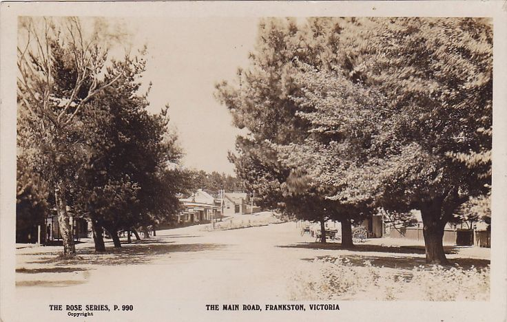 Main Rd, Frankston.