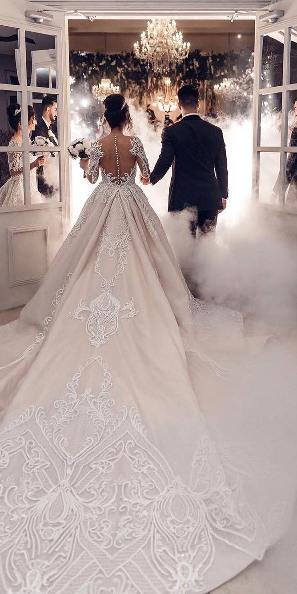 21 Princess Wedding Dresses For Fairy Tale Celebration – Brautkleid
