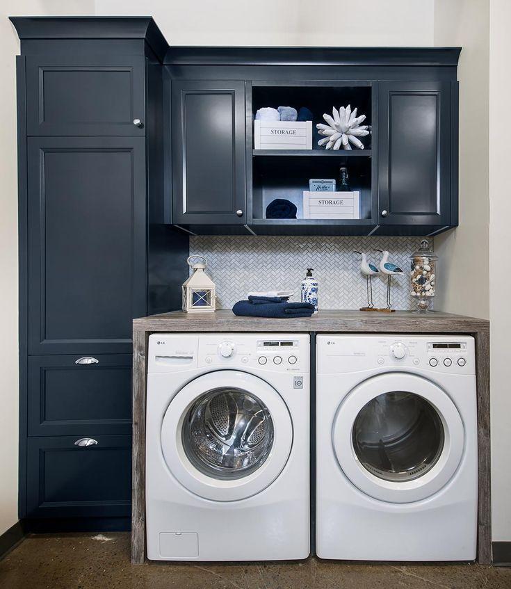 21 best armoires cuisines action buanderie walk in et rangement images on pinterest. Black Bedroom Furniture Sets. Home Design Ideas