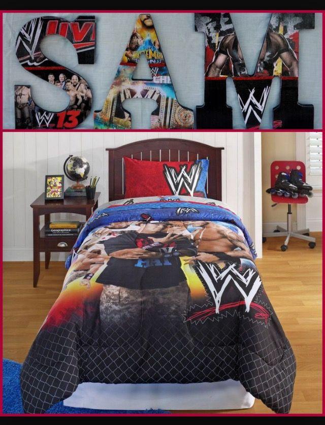 Good 7 Best Wrestling Room Ideas Images On Pinterest | Lucha Libre, Professional  Wrestling And Wrestling