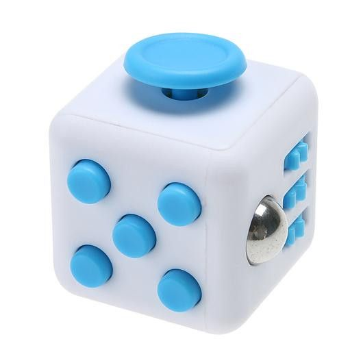 The Ultimate Stress Relieving Cube - Aqua