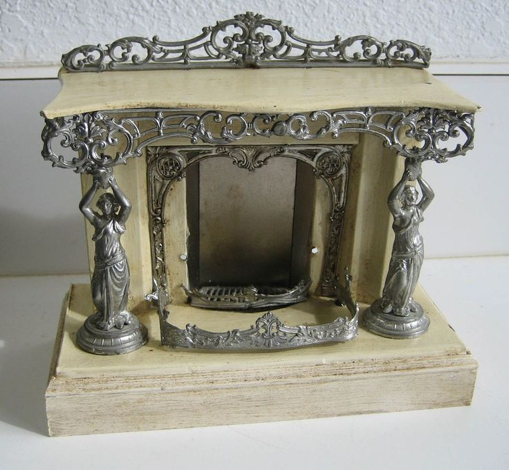 17 Best Images About Fireplace Dollhouse On Pinterest
