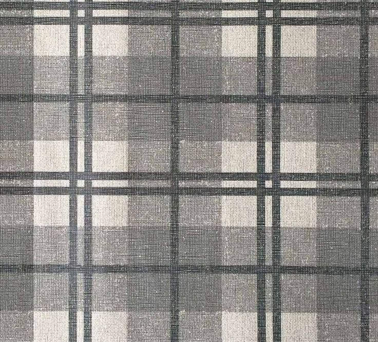 A smart faded check wallpaper design with