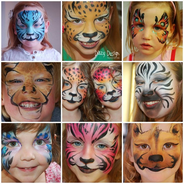 Daizy Design Face Painting - Daizy Design
