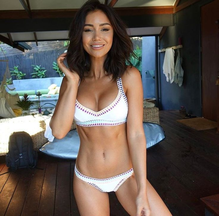 Hair and body goals by Pia Muehlenbeck