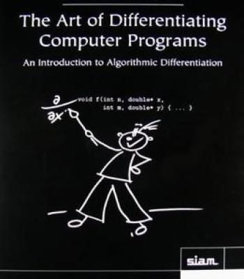 Introduction to algorithms 25 the art of differentiating computer programs an introduction to algorithmic differentiation pdf fandeluxe Gallery