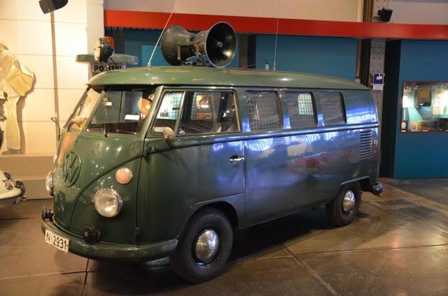 Alter VW Bus