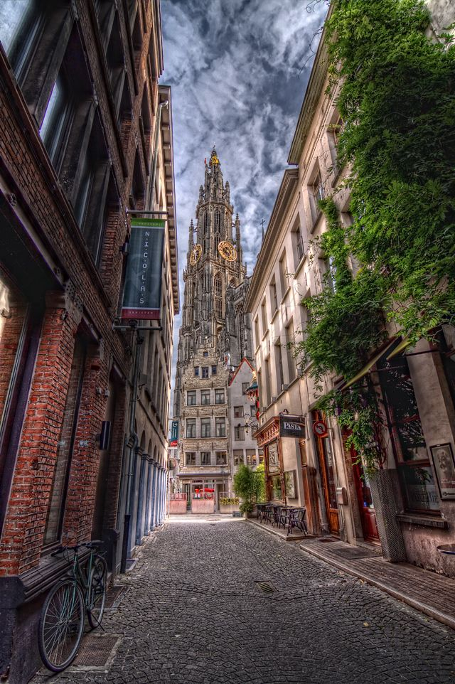 Cathedral of Our Lady,Antwerp, Belgium