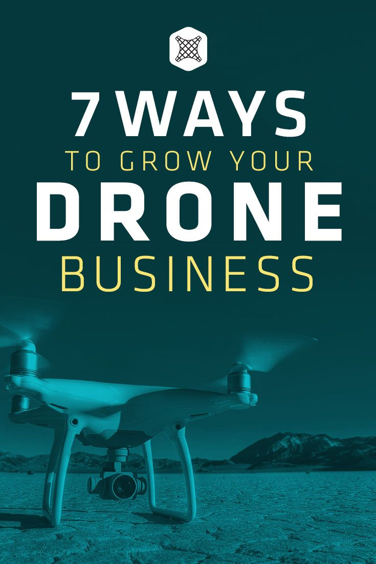 7 Ways to Grow Your Drone Aerial Photography Business Online Right Now! via @fromwhereidrone #drones #dronetips #marketing online