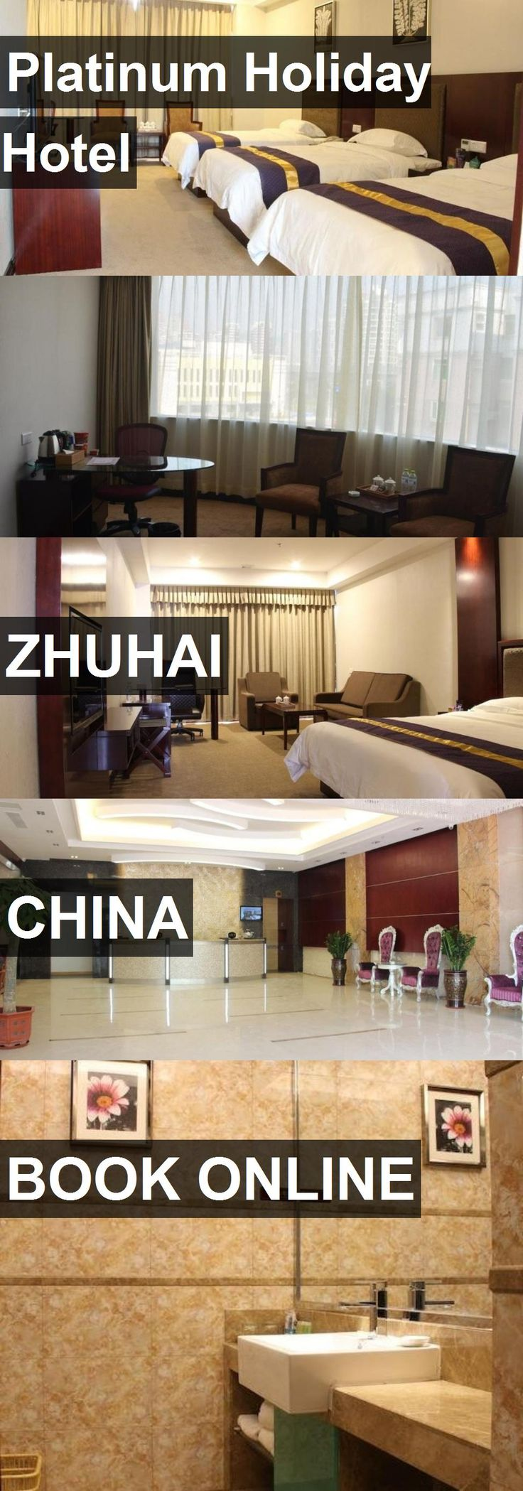 Platinum Holiday Hotel in Zhuhai, China. For more information, photos, reviews and best prices please follow the link. #China #Zhuhai #travel #vacation #hotel
