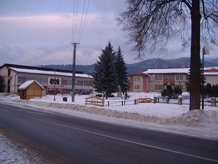 Pohronska Polhora