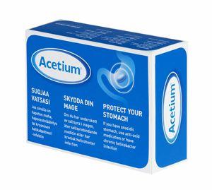 Acetium capsule / Biohit HealthCare